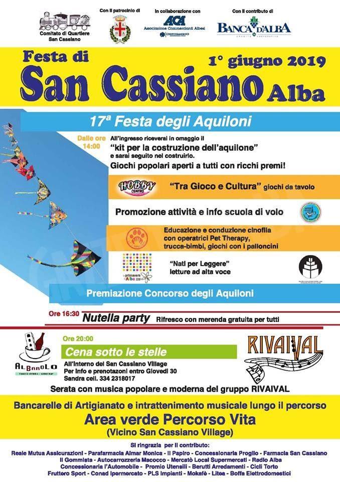 La festa degli aquiloni a San Cassiano, con tanti passatempi
