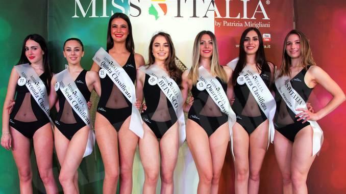 Le selezioni per Miss Italia ripartono da Benasco