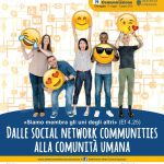 Riscoprire il senso di comunità: si va oltre i social con la Settimana della comunicazione