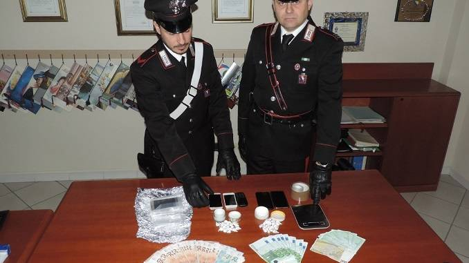 Spacciava cocaina in una zona periferica di Bra: arrestato.