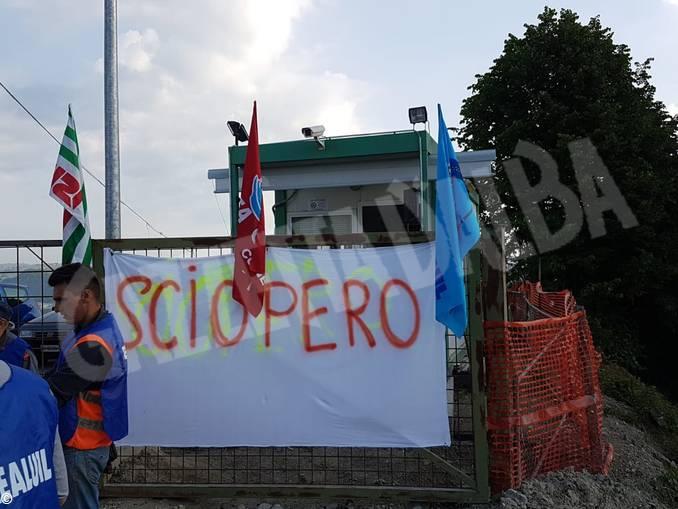 verduno cantiere ospedale sciopero 4