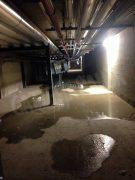Nuovo ospedale di Verduno. Infiltrazioni d'acqua, muffe e locali ancora da terminare 3