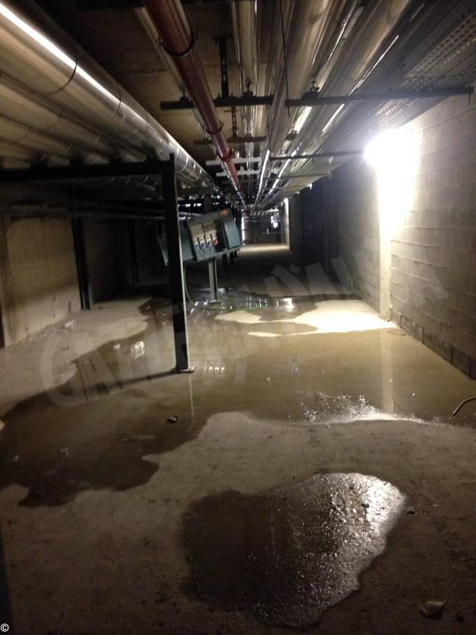 verduno ospedale frana acqua interni 4