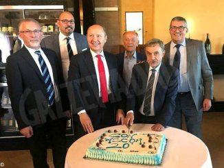 Giuliano Viglione presidente dell'Aca confermato al vertice di Con.Ascom