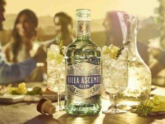 """Diageo lancia sul mercato """"Villa Ascenti"""" il Gin piemontese"""