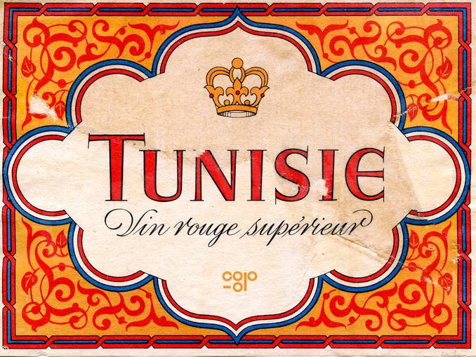 wila Tunisia, Vin Rouge