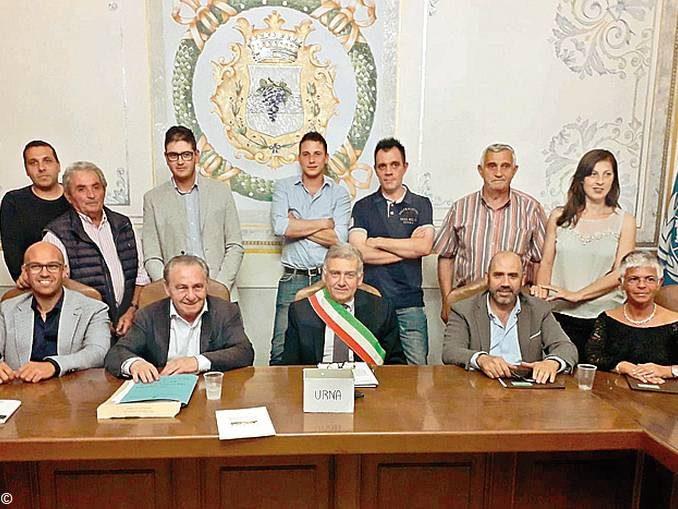 Castellinaldo: il sindaco Molino ha presentato la Giunta