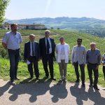 La Fondazione Crc acquista la storica vigna del castello di Grinzane Cavour