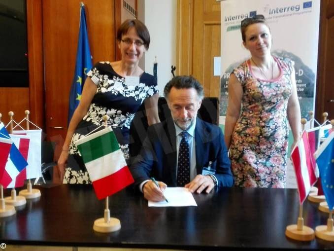 Nella giornata mondiale dell'ambiente firmato un accordo sulle risorse idriche dell'Europa centrale