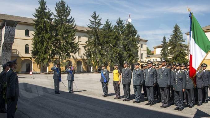 Cerimonia a Cuneo per i 245 anni dalla Guardia di Finanza