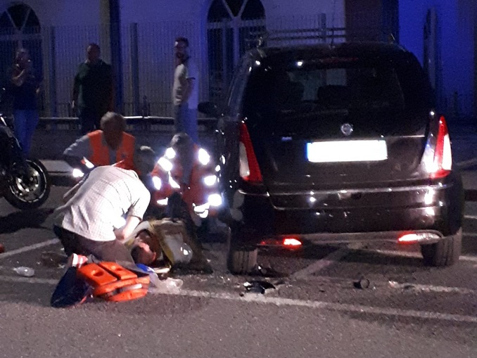 Incidente piazzale Beausoleil