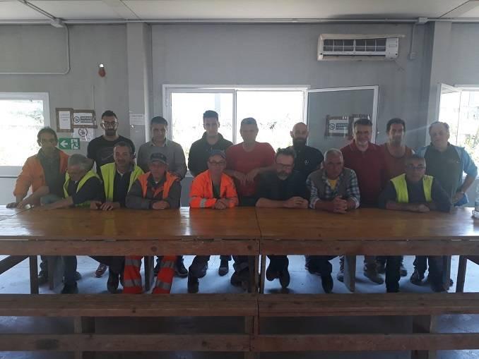 """Licenziati dopo 11 anni in un container. Cirio a Gazzetta: """"Mi attivo subito per capire se è possibile evitare il licenziamento"""""""