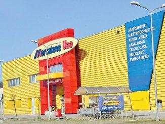 Mercatone Uno: cassa integrazione per i dipendenti di Villafranca d'Asti