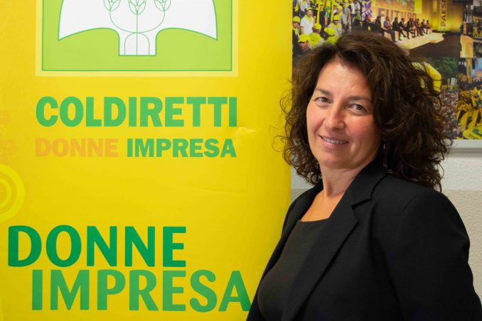 Coldiretti: Monia Rullo, di Monforte, nuova responsabile di Donne impresa