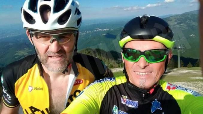 """Ex malato di leucemia correrà """"La Fausto Coppi Officine Mattio"""""""