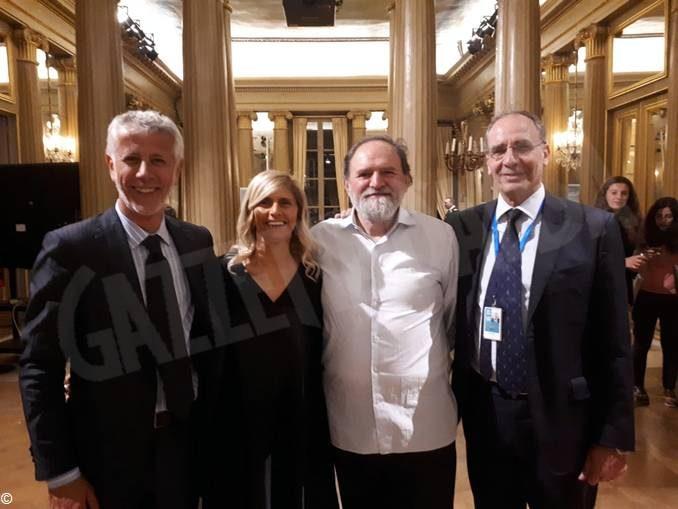 Alba e Pesaro a Parigi per la Festa italiana 1