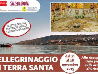 Pellegrinaggio con Gazzetta d'Alba in Terra Santa 1