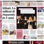 La copertina di Gazzetta d'Alba in edicola martedì 25 giugno