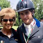 Il guarenese François Spinelli rientra nella top 10 nazionale dei giovani cavalieri