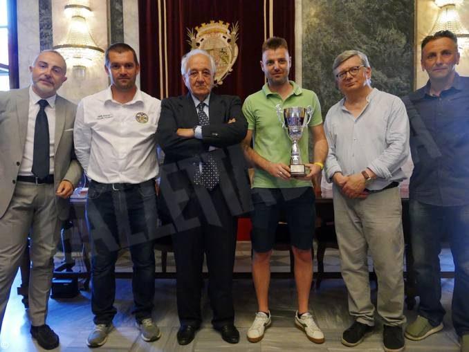 L'Automobile club Cuneo ha premiato i suoi alfieri della velocità sportiva