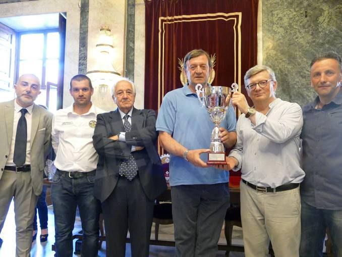 L'Automobile club Cuneo ha premiato i suoi alfieri della velocità sportiva 4
