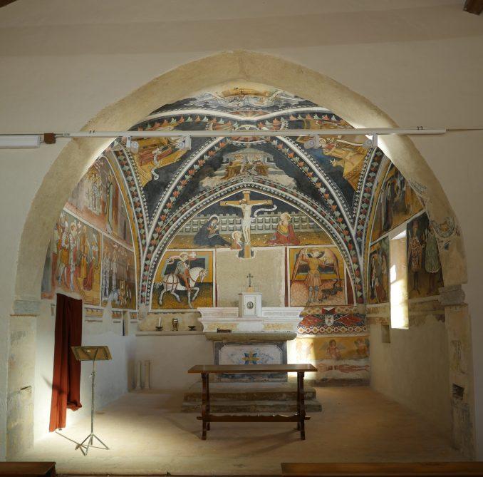 A Castelnuovo di Ceva un incontro sugli affreschi delle valli Tanaro e Bormida