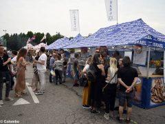 Fotogallery: il mercato europeo in piazza Sarti 8