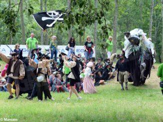 Le foto della Feste delle buone energie a parco Tanaro 26