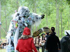 Le foto della Feste delle buone energie a parco Tanaro 27