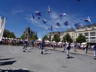 Il Borgo di San Lorenzo protagonista alla rievocazione storica di Chartres in Francia