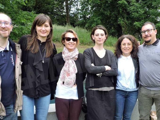 Il collettivo albese Chiamatemi Ismaele al festival letterario di Chambery