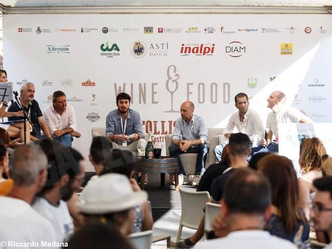 Le eccellenze enogastronomiche d'Italia protagoniste del Festival agrirock Collisioni a Barolo 1