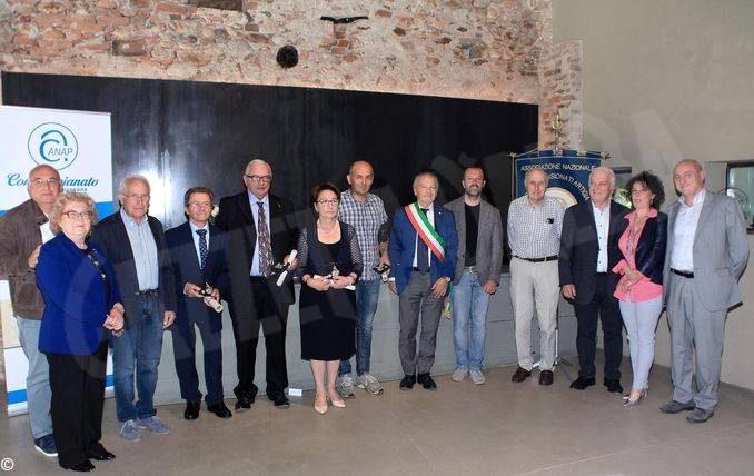 Quattro nuovi maestri d'opera e d'esperienza insigniti dall'Anap Confartigianato