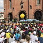 Festa delle buone energie per mille bambini