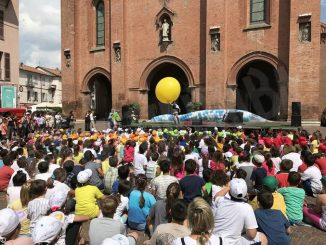Festa delle buone energie per mille bambini 1