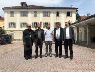 Don Andrea Adamo nominato preside dello Studio teologico di Fossano