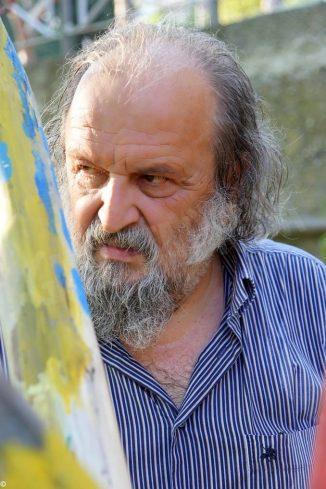 L'arte di Viglino esposta in riva  al fiume Tanaro 1