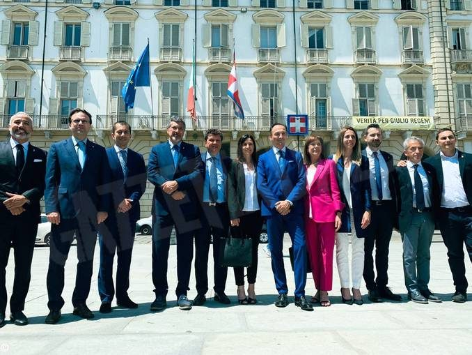 Alberto Cirio nomina la nuova Giunta Regionale con Icardi, Carosso e Gabusi