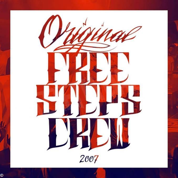 logo free steps crew