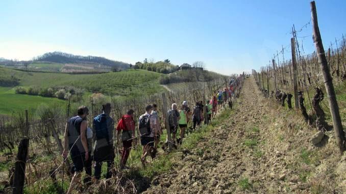 Passeggiata insieme per i rifugiati