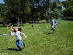 Le foto della festa degli aquiloni di San Cassiano