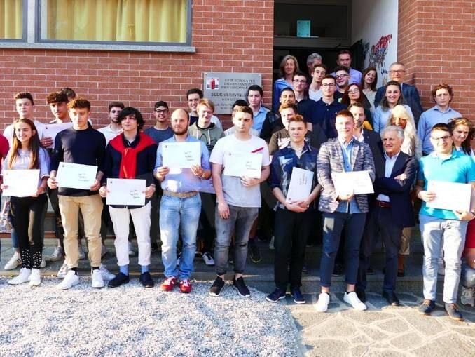 Premiati i 28 studenti della provincia di Cuneo vincitori del concorso Progettare e lavorare in sicurezza