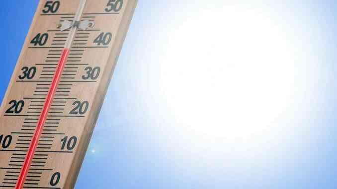 27 giugno 2019: il giorno più caldo in assoluto degli ultimi 62 anni