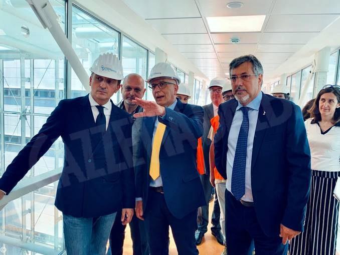 Cirio: «Apriremo il nuovo ospedale nel primo semestre del 2020 e chiederemo scusa ai cittadini» 3