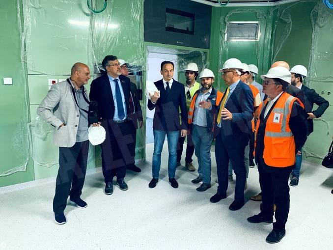 Cirio: «Apriremo il nuovo ospedale nel primo semestre del 2020 e chiederemo scusa ai cittadini» 4