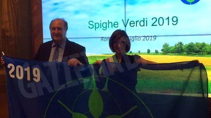 Alba, Canelli e Santo Stefano Belbo sono le spighe verdi 2019