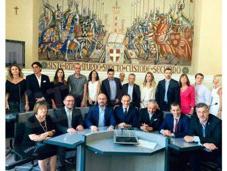 Cirio ad Asti rilancia sull'autonomia del Piemonte
