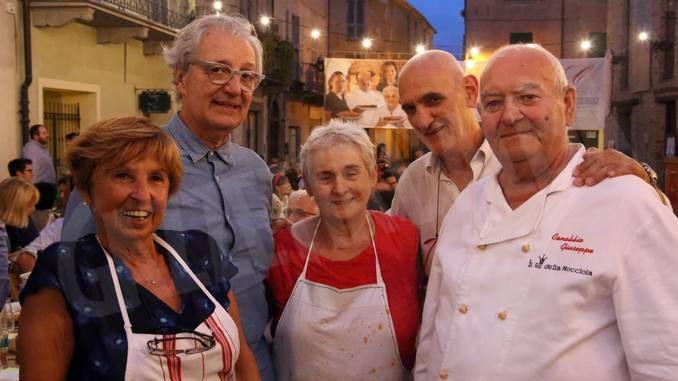 Un milione di torte di nocciole per il pasticcere Giuseppe Canobbio