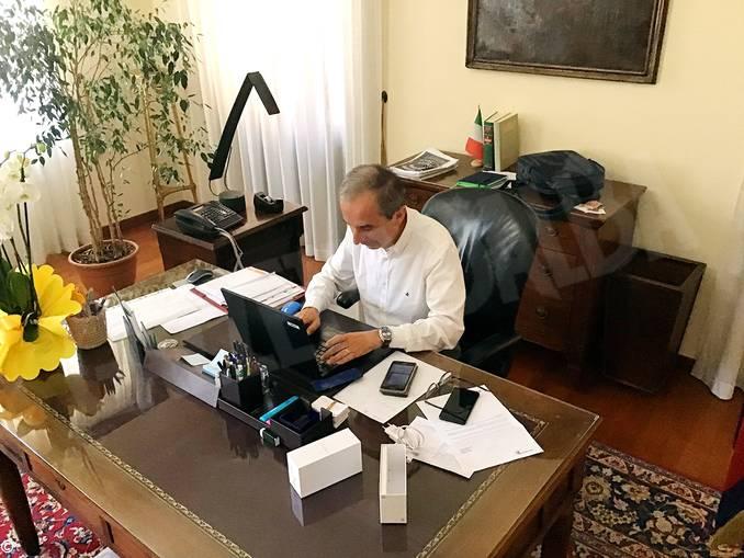 Gianni Fogliato sindaco