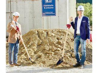 Il resort di Cerretto Langhe sarà pronto nell'autunno del 2020